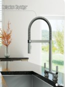 Bridge Kitchen Faucet Catalog | Kalia