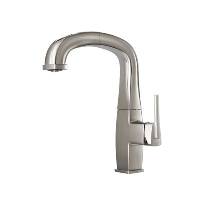 Elito Pull Out Kitchen Faucet With Spray Head