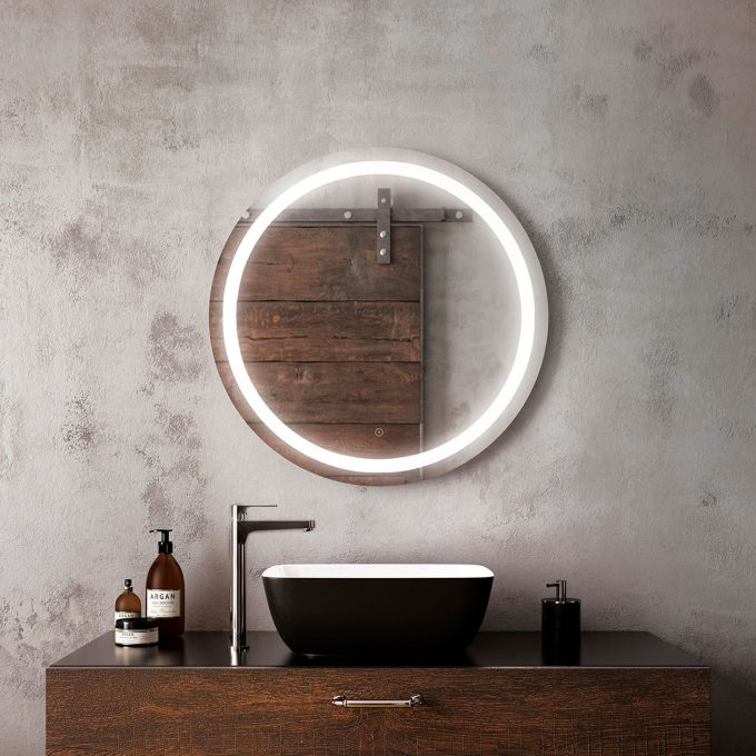 Awe Inspiring Effect Bathroom Mirror 30 X 30 Download Free Architecture Designs Sospemadebymaigaardcom